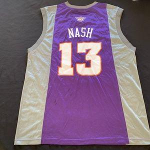 Vintage Steve Nash 13 Phoenix Suns Jersey